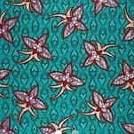 AFRIKA Lilja turkos/lila