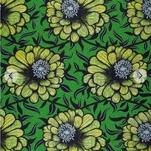 AFRIKA Blomma grön/lime